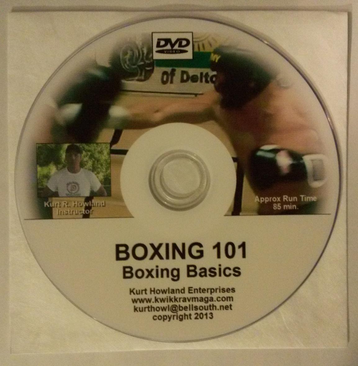 krav maga instructional dvd